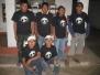 Patenkinder mit Pfadi-Shirt